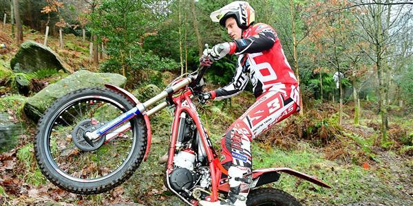 ACU Trial GB Championships - Sadler moves up to ACU Trial 2 Class