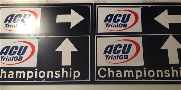 ACU Trial GB Championships - Dabill confirmed for round one
