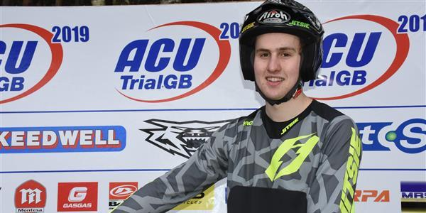 ACU Trial GB Championships - Rider Profile - Aldis Blacker