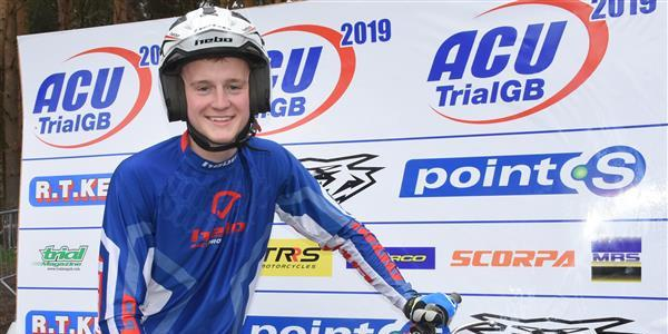 ACU Trial GB Championships - Rider Profile - Joe Collins