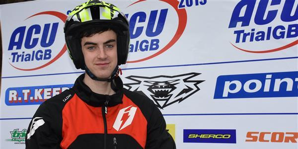 ACU Trial GB Championships - Rider Profile - Charlie Smith