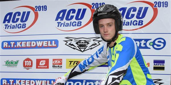 ACU Trial GB Championships - Rider Profile - Tom McCabe