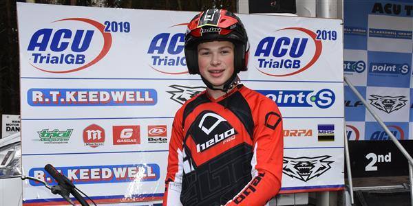ACU Trial GB Championships - Tyler Rendall - Profile.
