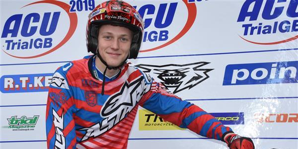 ACU Trial GB Championships - Profile of the day - Aiden Bowker