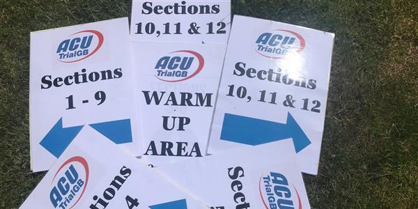 ACU Trial GB Championships - St Davids Spectator Information.