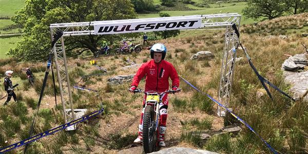 ACU Trial GB Championships - Brief Summary of the St Davids Trial.