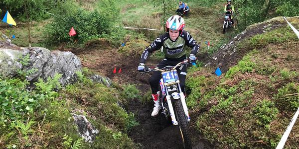 ACU Trial GB Championships - ACU Trial 125 Class - Tynemouth Report.