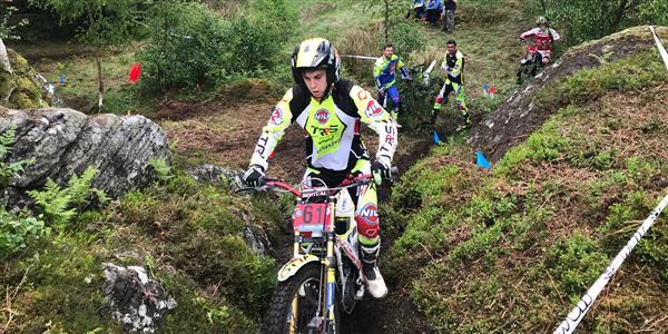 ACU Trial GB Championships - A closer look at the ACU Trial Expert Class.