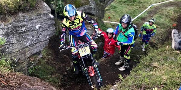 ACU Trial GB Championships - Gas Gas edge ahead in Manufacturers Championship.