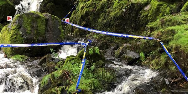 ACU Trial GB Championships - First image from Troutbeck - taken today.