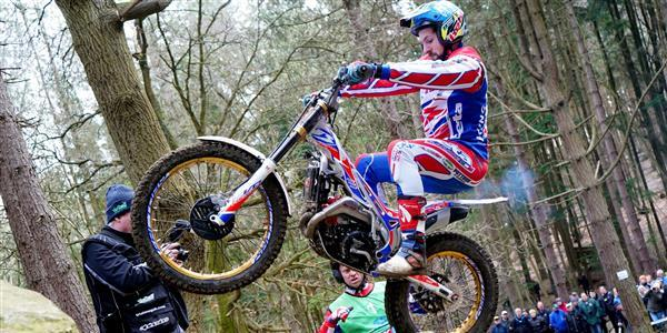 ACU Trial GB Championships - Dabill returns at round seven.