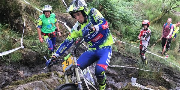 ACU Trial GB Championships - Peace Brothers on top in ACU Trial GB Class