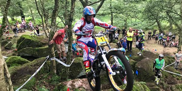 ACU Trial GB Championships - Price inches closer to title.