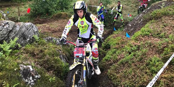 ACU Trial GB Championships - Rider Profile Chris Stay