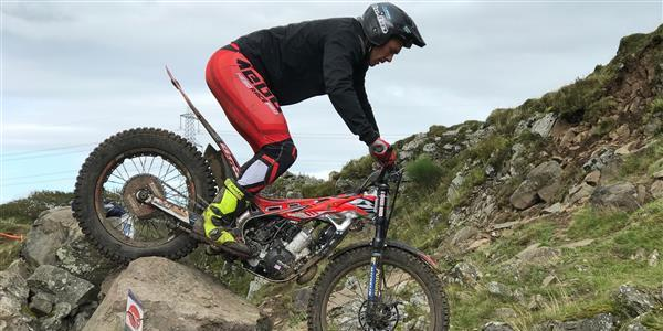 ACU Trial GB Championships - Danby retains series crown in ACU Trial 2 Class.