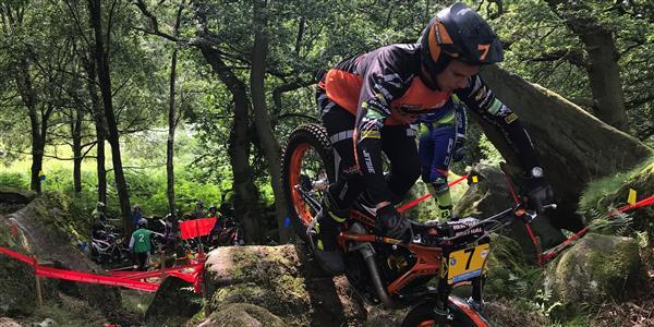 ACU Trial GB Championships - Chilton decides to step down to Trial 2