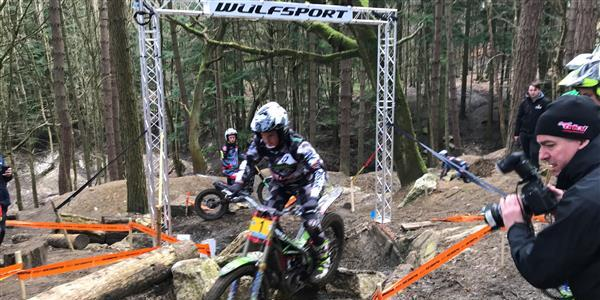 ACU Trial GB Championships - Dabill takes comfortable win.