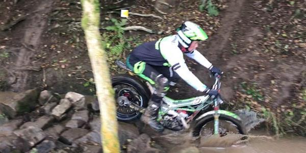 ACU Trial GB Championships - Yeomans takes Expert crown